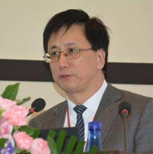 上海大学战略研究院特聘院长李仁涵照片