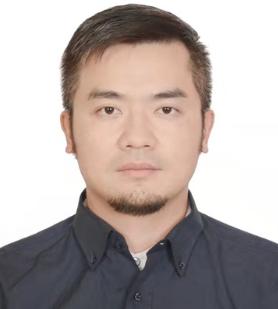中英人寿副总裁马旭照片