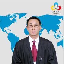 北京市京师(中山)律师事务所执业律师龙镜锋照片