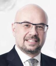 伦教国王学院高级荣誉讲师,欧洲外科肿瘤学会会长Tibor Kovacs照片