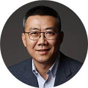 明源云创始人兼董事长高宇照片