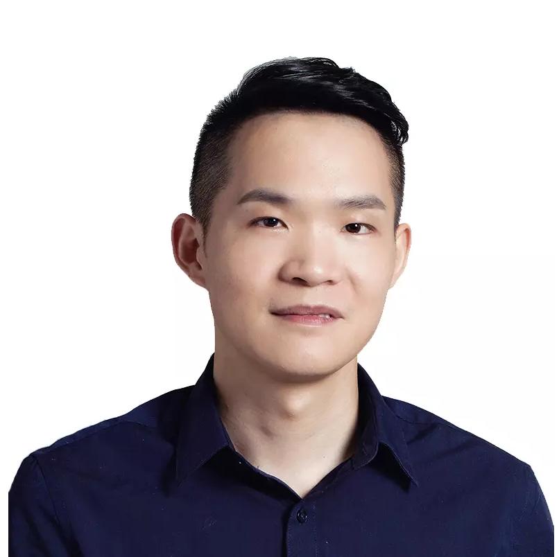腾讯金融科技 FIT design 交互设计负责人汪俊明 照片