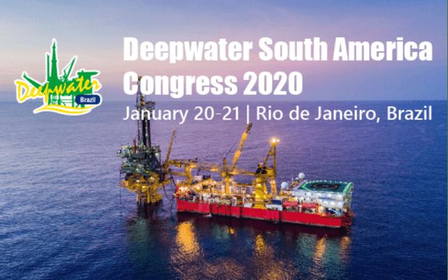 2020南美洲深海油氣大會(Deepwater South America 2020)