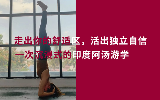 2020新年印度游學丨1.3-1.22瑜伽旅修圣地邁索爾MySore 200TT培訓