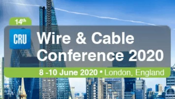 CRU第十四届电线电缆大会