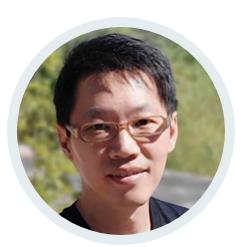 微軟Azure Blockchain首席項目經理許建志照片