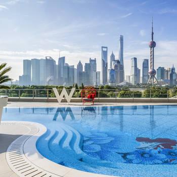 上海市虹口区外滩W酒店