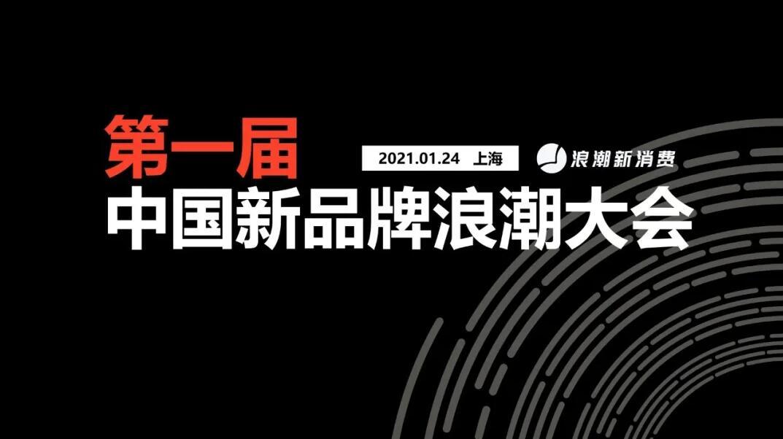 第一届中国新品牌浪潮大会
