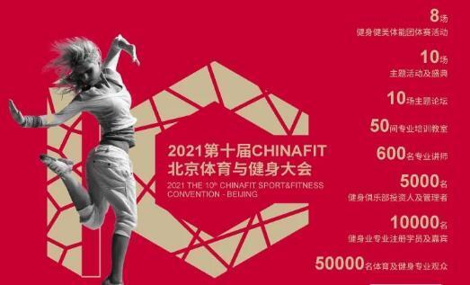 2021CHINAFIT北京体育与健身大会