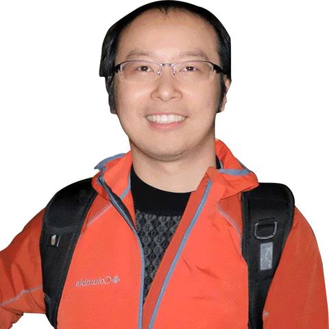 小红书基础技术部和生态安全部负责人吕侣照片
