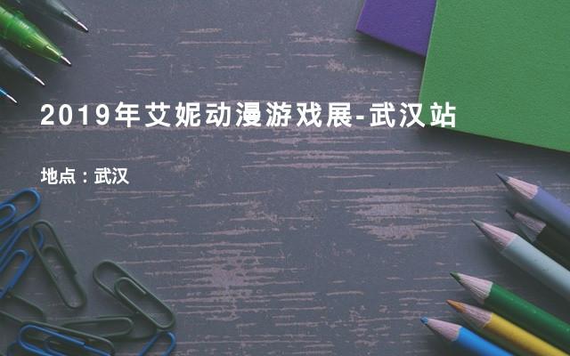 2019年艾妮动漫游戏展-武汉站
