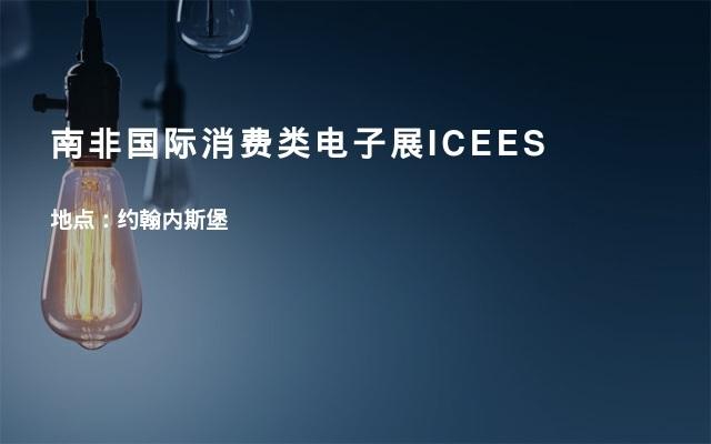 南非国际消费类电子展ICEES