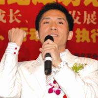 北京人间远景文化交流有限责任公司总裁刘景澜照片