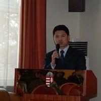 匈牙利大使馆参赞乔巴照片
