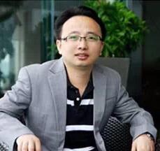 摩天之星创始人、董事长李厚德照片