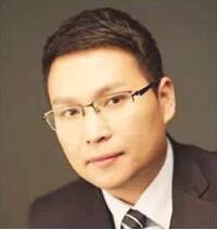 上海九口袋实业有限公司董事长张启明照片