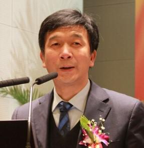 中国国家集成电路产业投资基金总经理丁文武照片