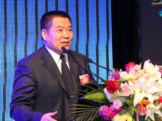 徐工集团副总裁吴江龙照片