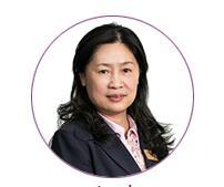光大证券人力资源部总经理孙青照片