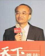 台达电子集团副总裁蔡荣腾照片