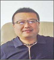 大连生威粮食集团副总裁肖强照片