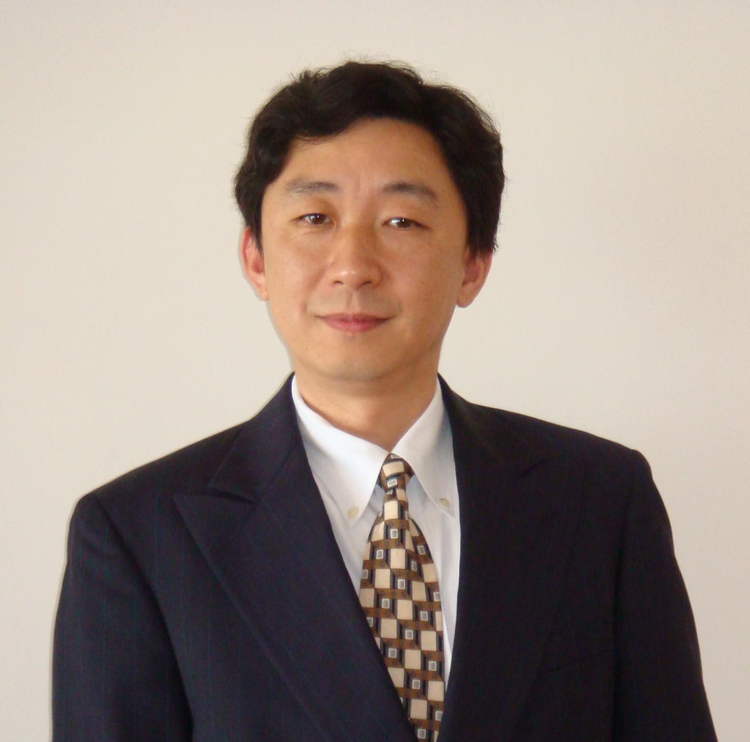 亚洲本土对冲基金 Dymon Asia 资本公司集团 总裁罗佳斌 照片