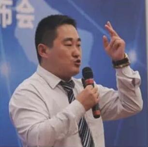 凱博投資 董事副總經理袁子新照片