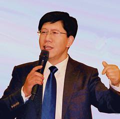中国聚贤庄总会长姜赞