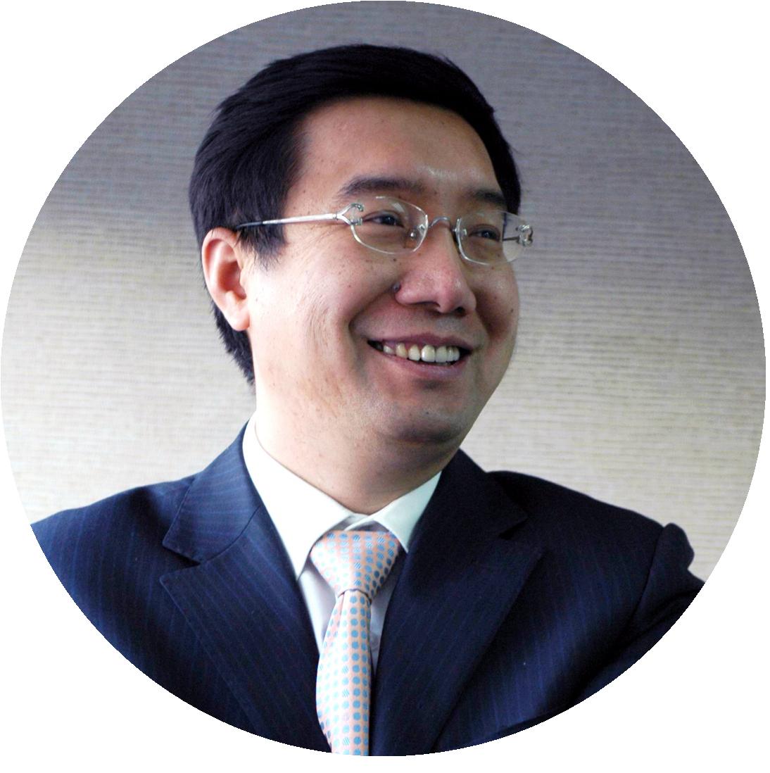 北大纵横管理咨询集团创始人王璞照片