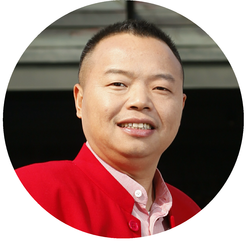 中国名师联盟总裁周嵘照片