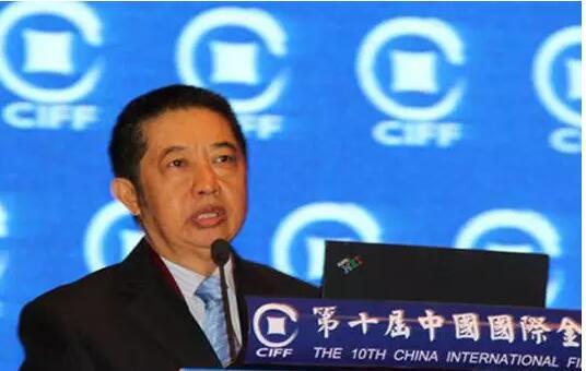 中国金融会计学会会长马德伦