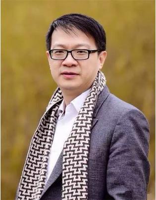 中国文化产业投资基金管理有限公司总裁陈杭照片