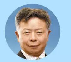 亚投行多边临时秘书处秘书长金立群照片