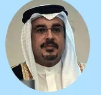 巴林王储、经济发展委员会主席沙尔曼王子照片