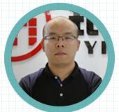 银湖网副总裁李俊超照片