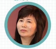 中国金融认证中心总经理季小杰照片