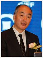 经济合作与发展组织(OECD)副秘书长玉木林太郎