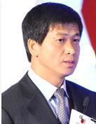 中信证券股份有限公司董事总经理高占军照片