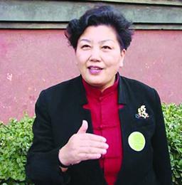 国资委中国民族贸易促进会执行会长刘延宁照片