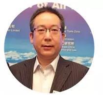 航天科工金融租赁有限公司董事总经理杨博钦照片