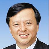 香港交易所集团行政总裁李小加照片