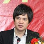 浙江知名企业家圆桌会秘书长贾辛宁照片