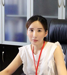 绿网天下副总裁喻虹照片
