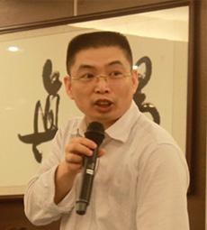 深圳市前海梧桐并购基金董事总经理徐瑞涛照片
