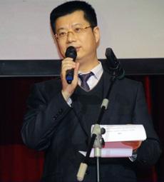 深圳市创新企业社会责任促进中心主任梁宇东照片