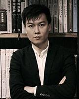 诺亦腾公司副总裁陈楸帆照片