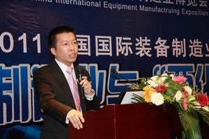 沈阳鼓风机集团股份有限公司信息总监马绍奎照片