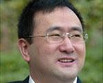 上海报业集团总经理高韵斐照片