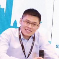 亚马逊市场总监黄喆照片