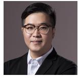华视传媒COO郑毓明照片